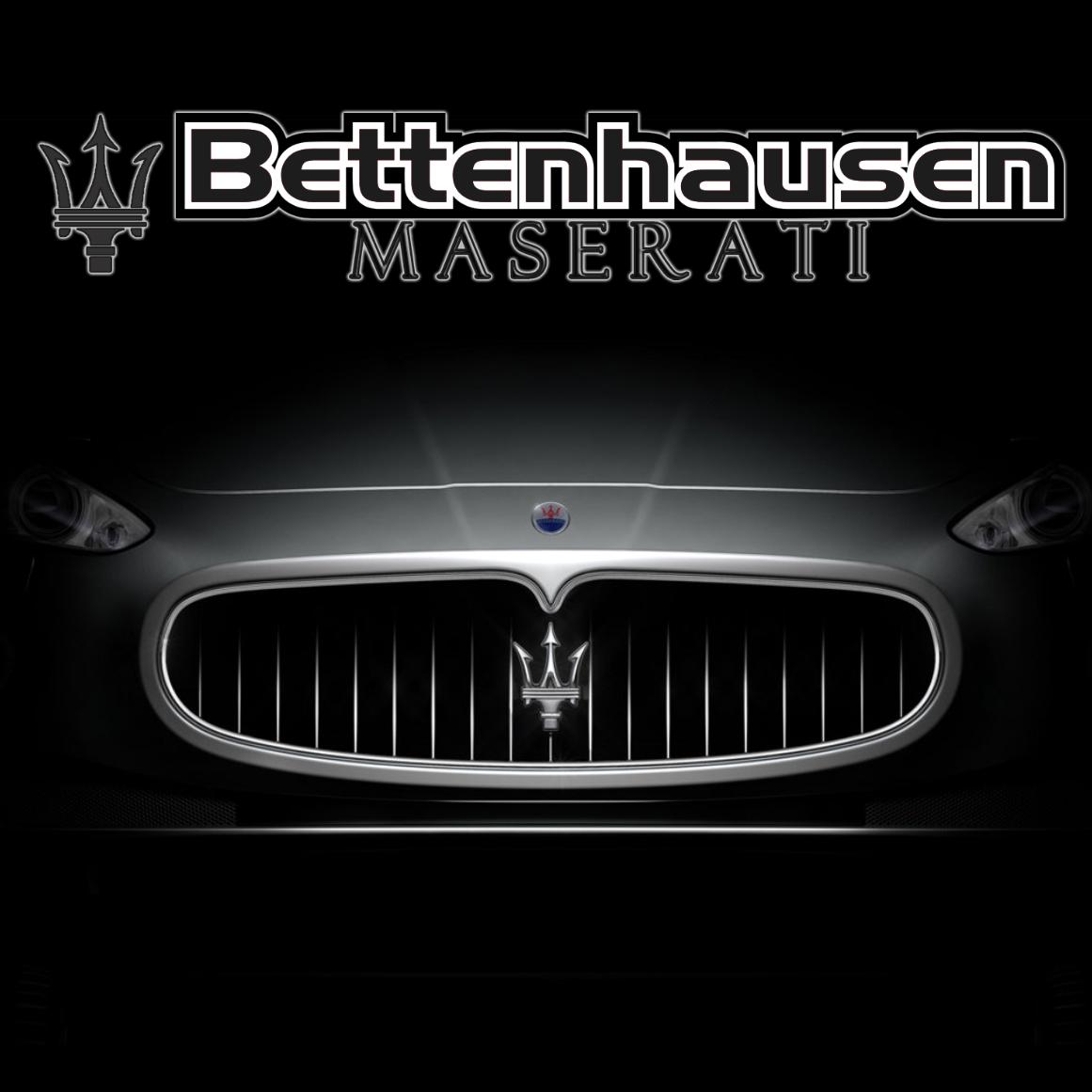 Bettenhausen Maserati