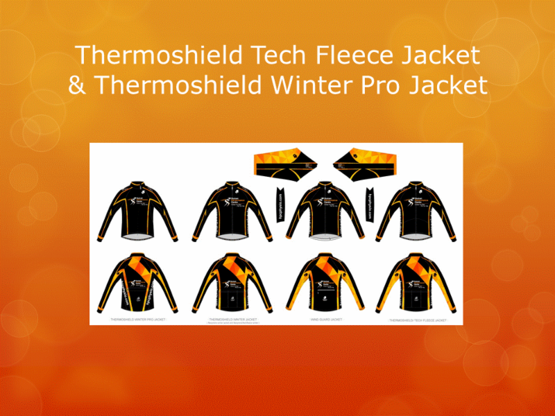 Human Performance Centre in Saint John: Are you in need of some HPC active wear? We can help!   Here are our Thermoshield Tech Fleece and Winter Pro Jackets.