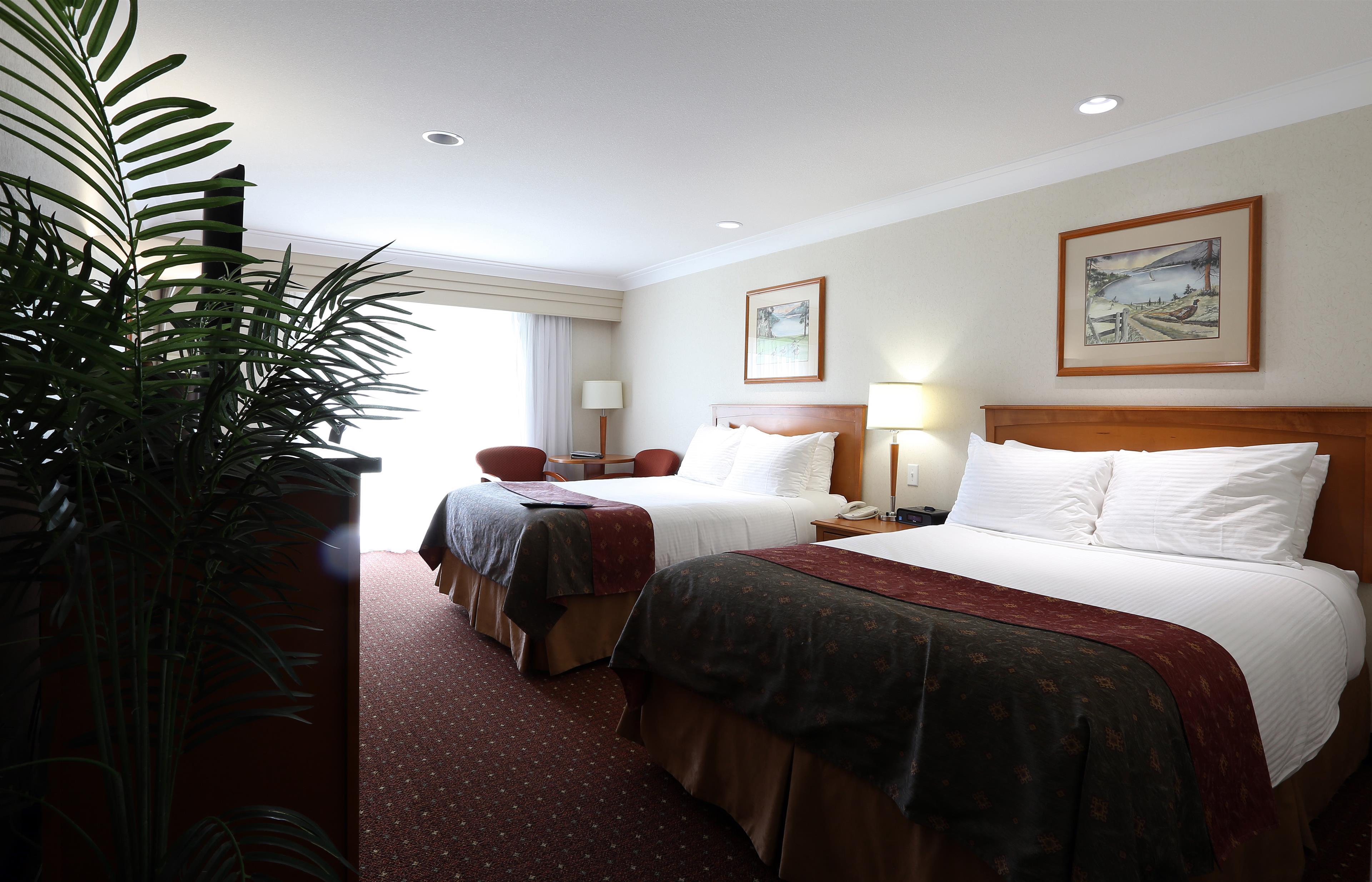 Best Western Plus Kelowna Hotel & Suites in Kelowna: Standard Room