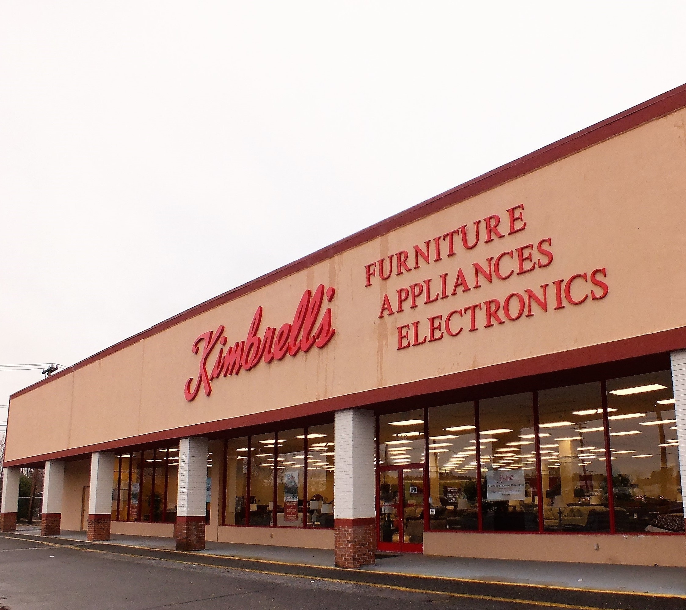 Kimbrell's Furniture In Chester, SC