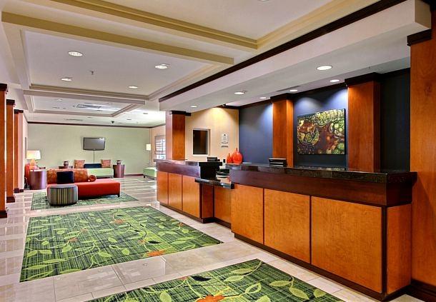 Fairfield Inn & Suites by Marriott Augusta Fort Gordon Area image 10