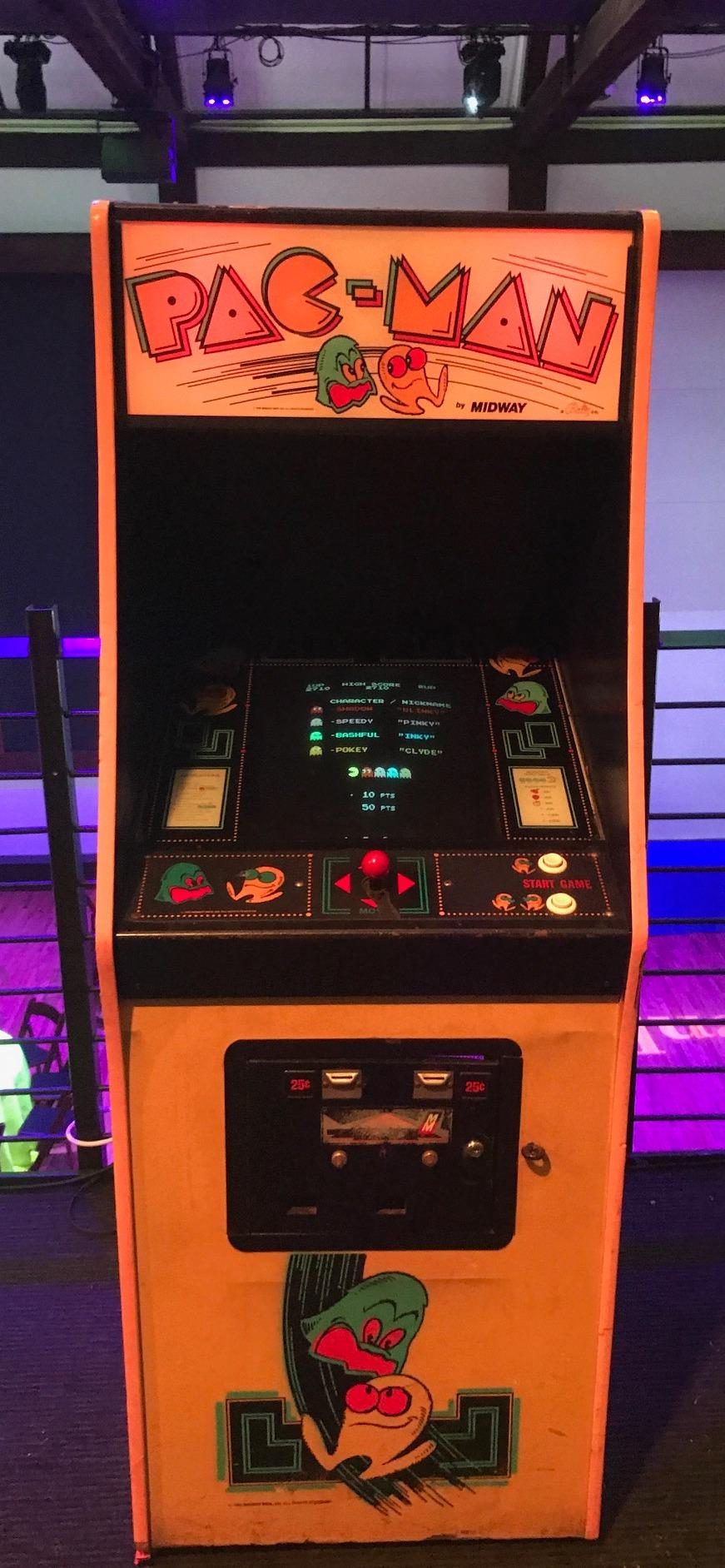 Denver Arcade Rentals