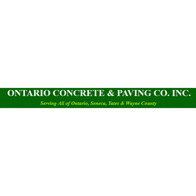 Ontario Concrete & Paving Co. Inc.