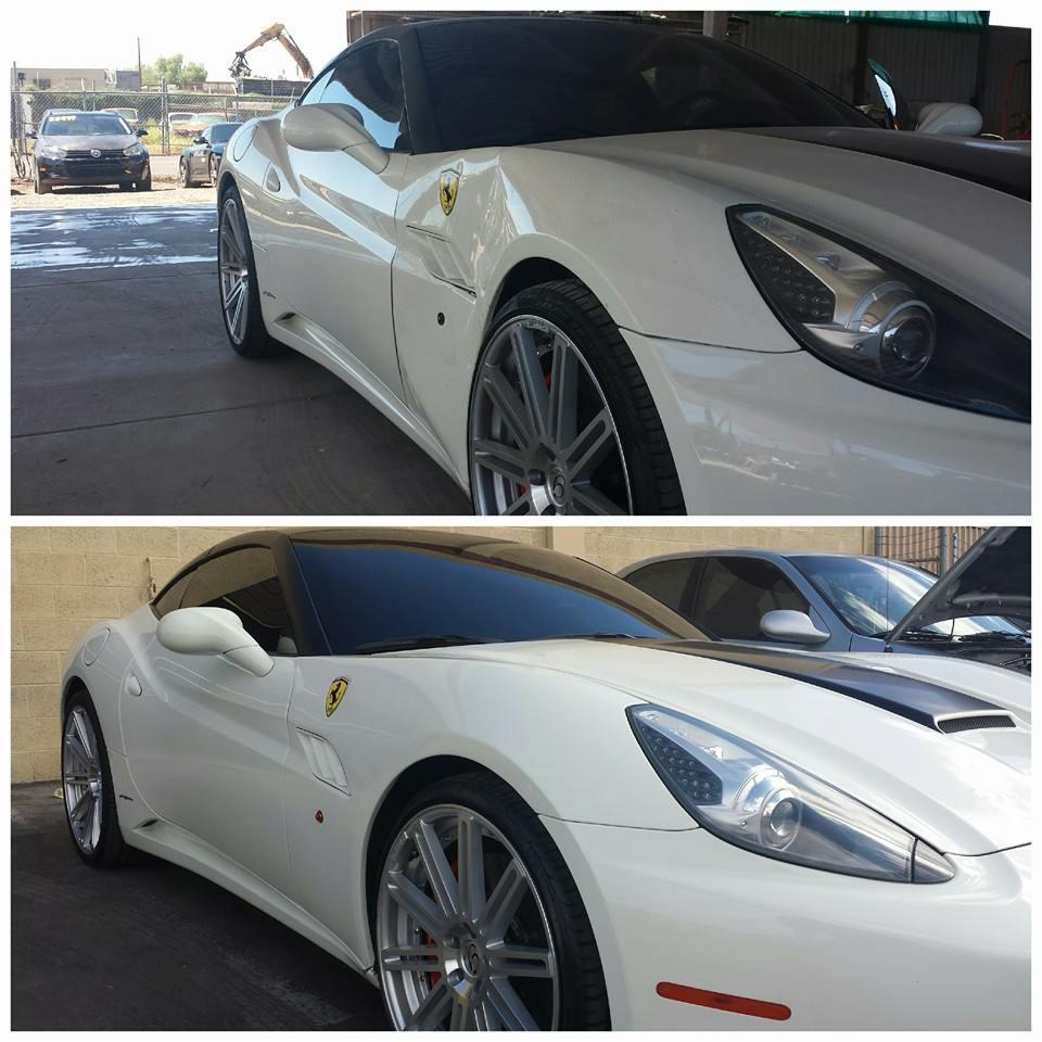 Dealer's Choice Automotive Paint Services