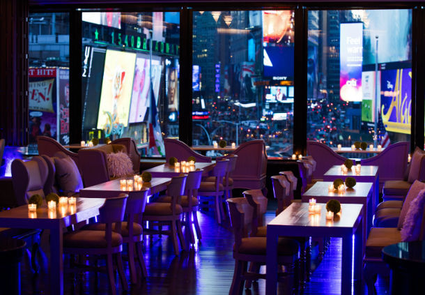R Lounge at Two Times Square image 4