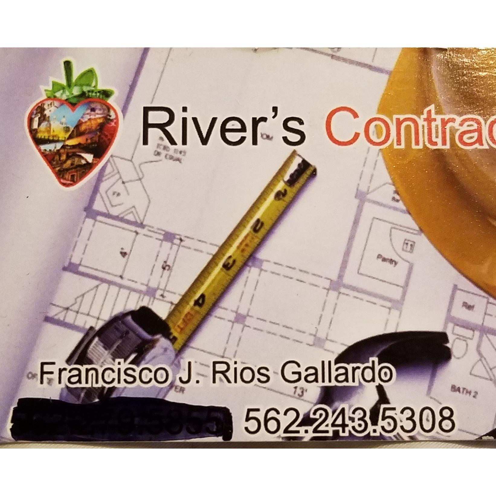 rivers contractors