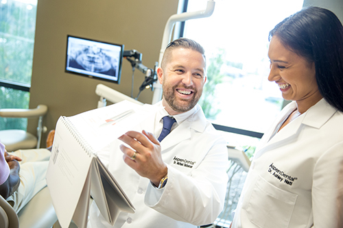 Dentistry is fun with Aspen Dental. Dentists enjoy their work as much as they enjoy meeting you.