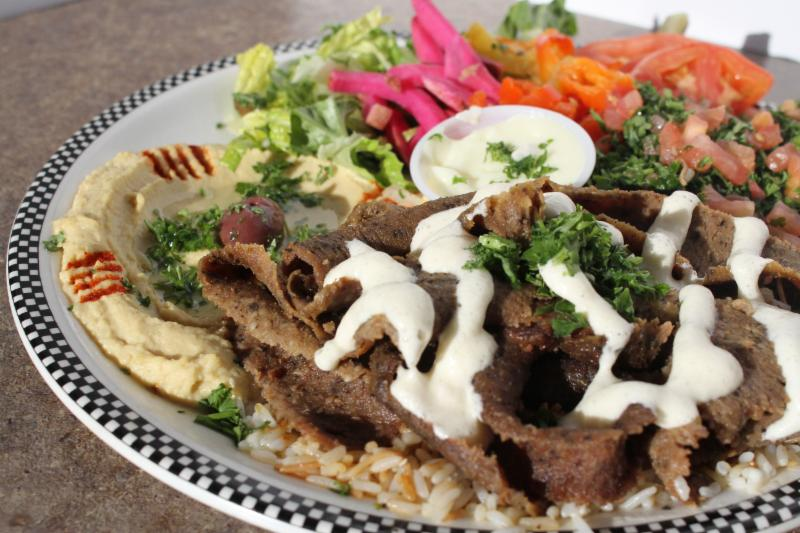 Pita basket traditional lebanese cuisine calgary ab ourbis for Authentic lebanese cuisine