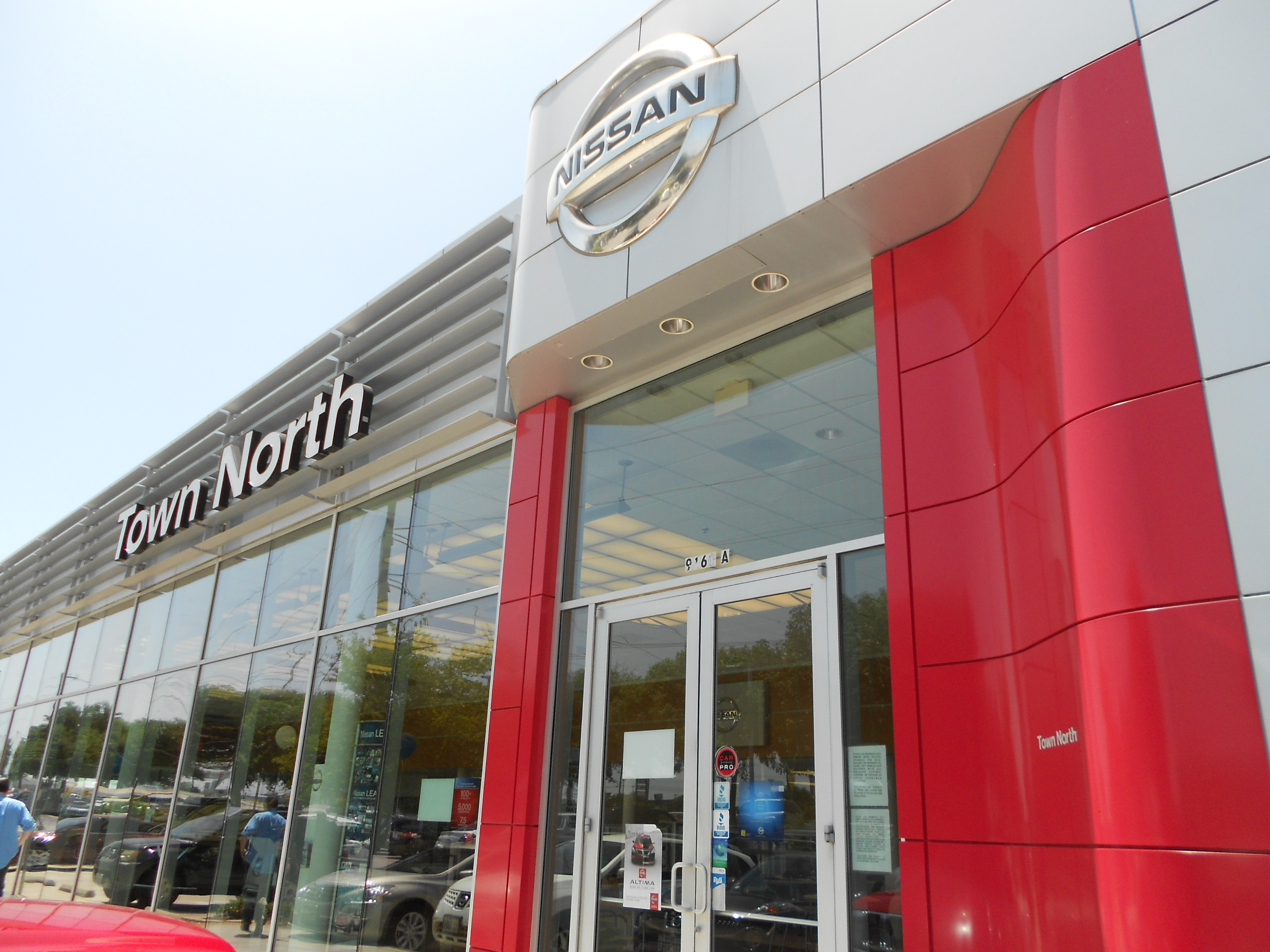 Town North Nissan