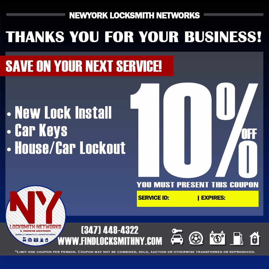 NEW YORK LOCKSMITH NETWORK INC