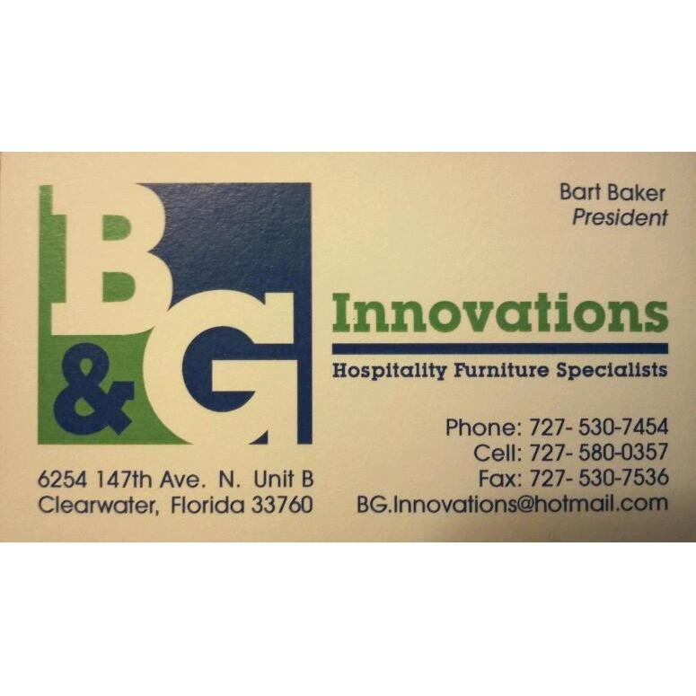 B & G Innovations LLC