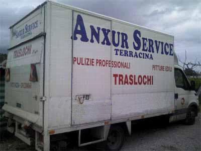 Anxur Service