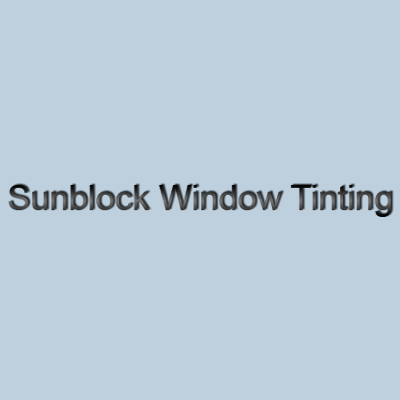 Sunblock Window Tinting