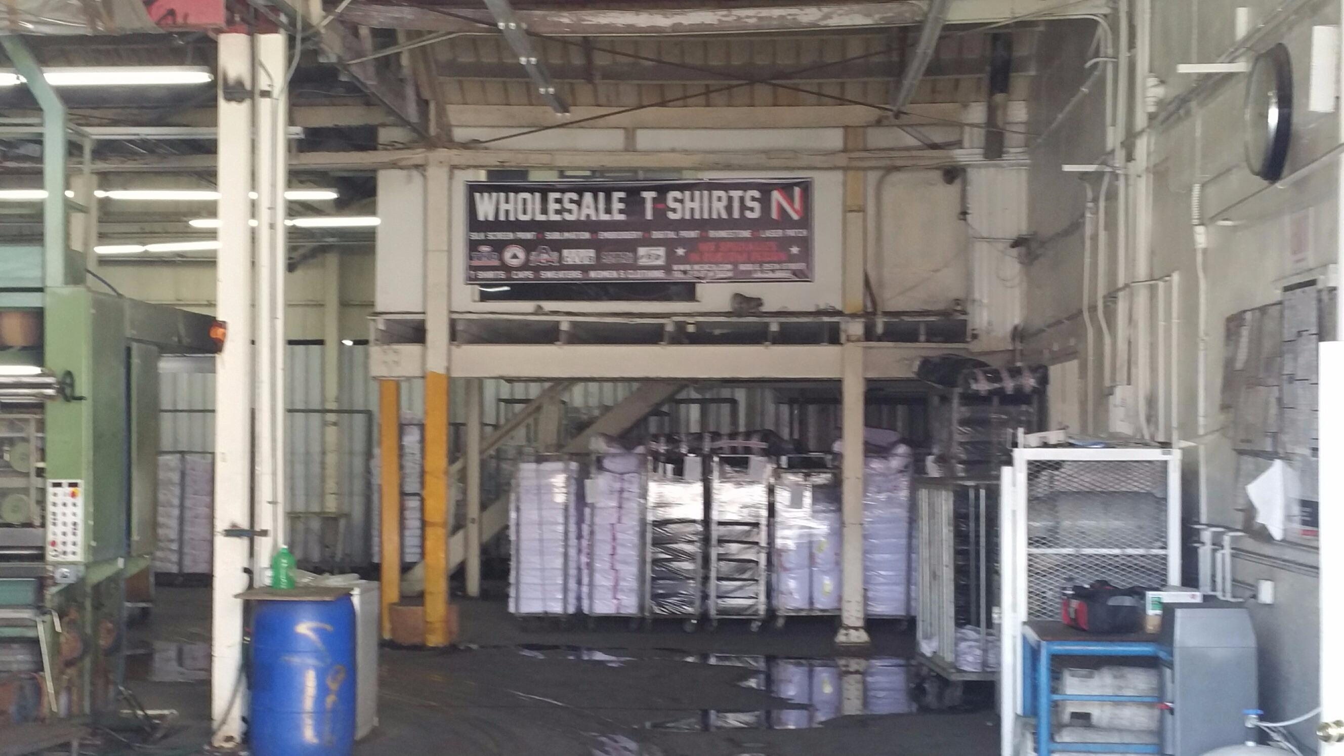 Wholesale t shirts n los angeles ca business directory for Bulk t shirts los angeles