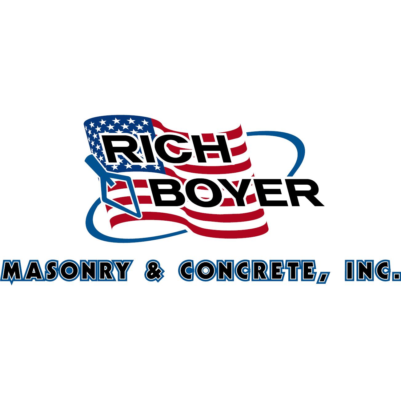 Rich Boyer Concrete & Masonry, Inc.