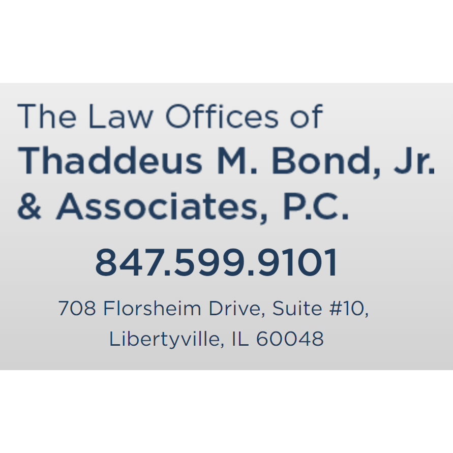 Thaddeus M. Bond, Jr. & Associates, P.C.