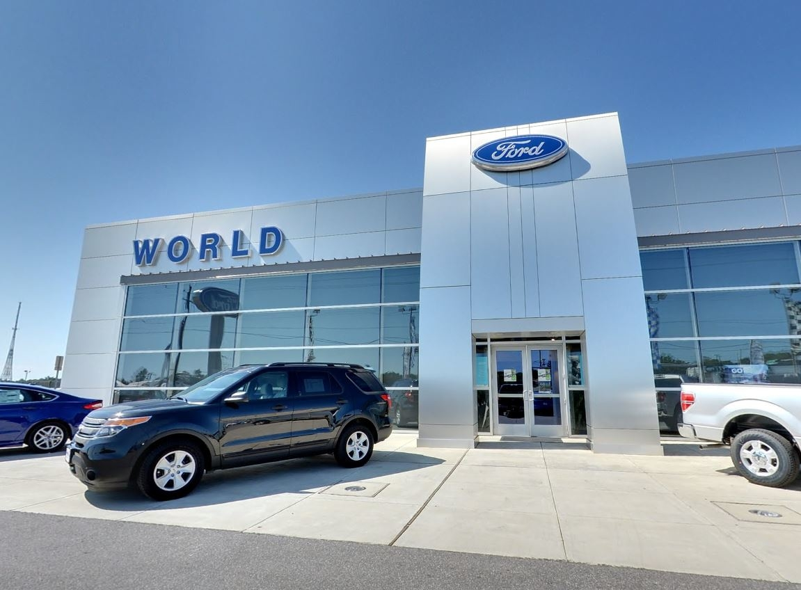 world ford pensacola at 6397 pensacola boulevard pensacola fl on fave. Black Bedroom Furniture Sets. Home Design Ideas