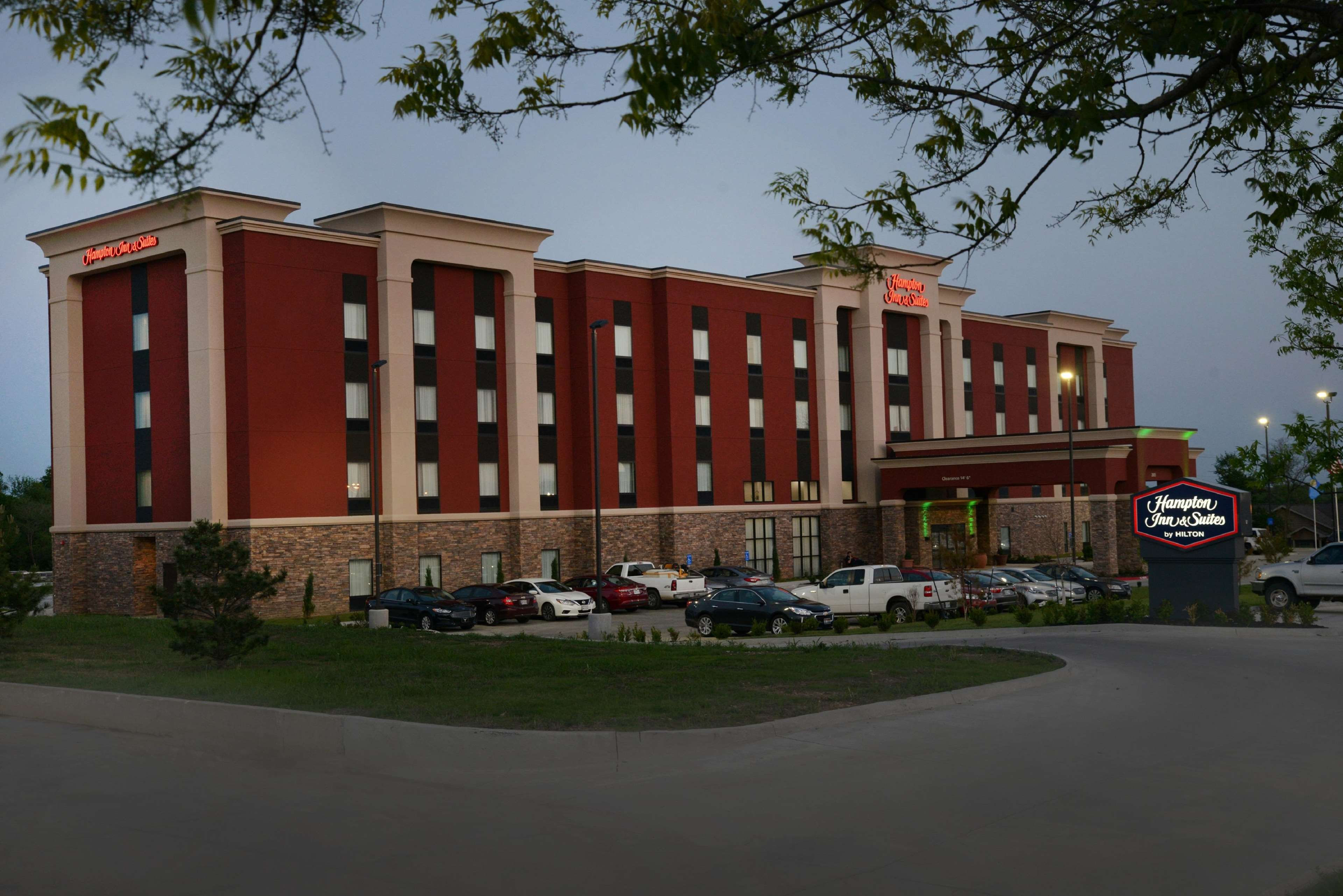 Hampton Inn & Suites Ponca City image 16