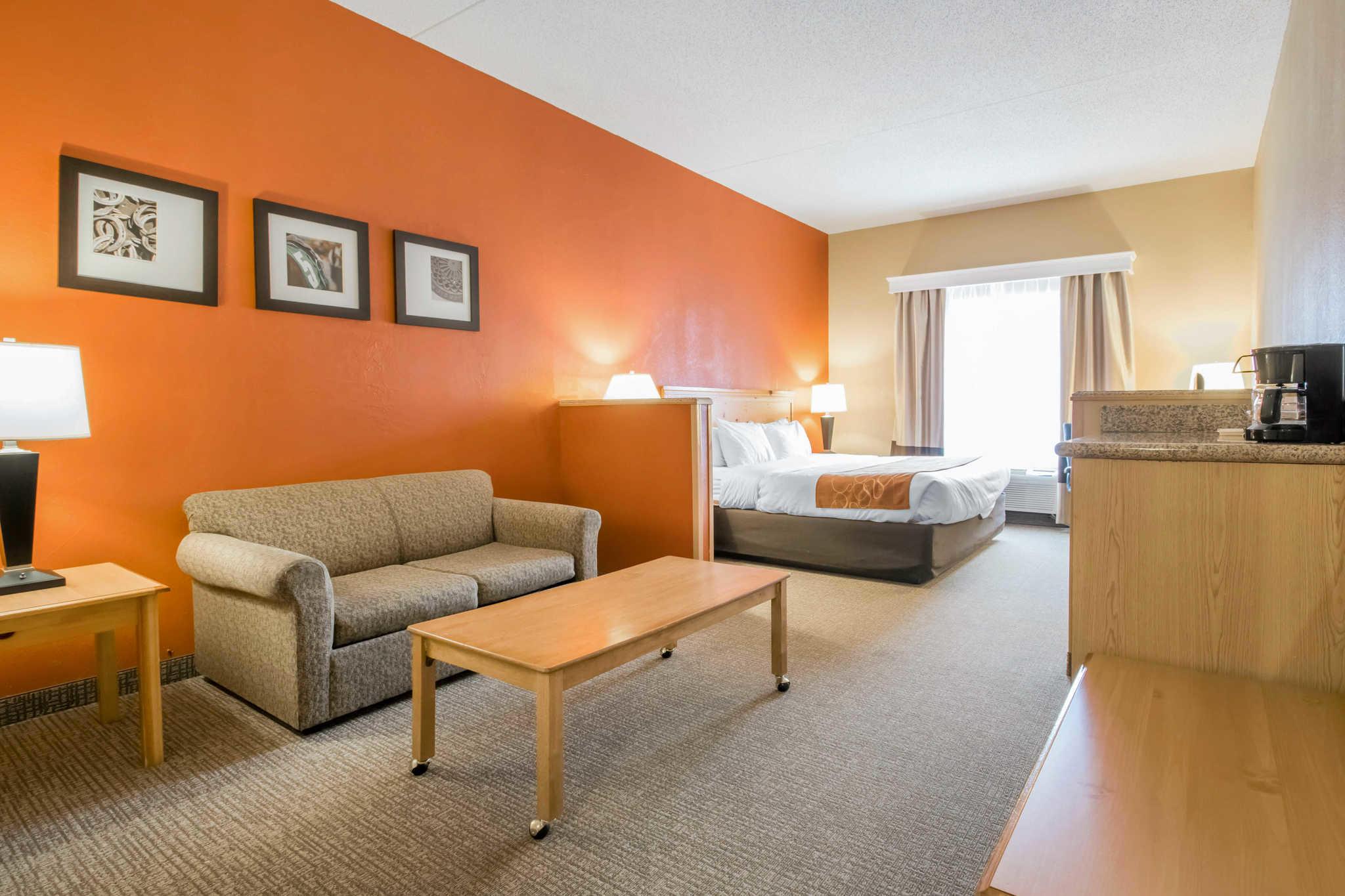 Comfort Suites Airport image 0