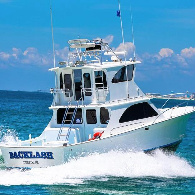 Backlash charters destin fl business profile for Destin florida fishing charters