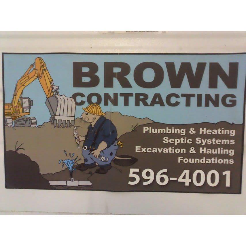 Brown Contract Plumbing Heating & Excavation