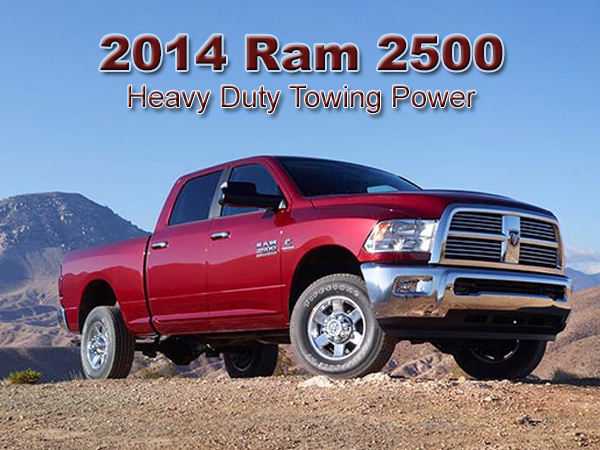 2014 Ram 2500 Heavy Duty Pickup Truck For Sale Appleton, WI