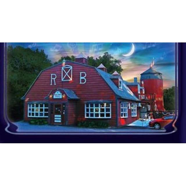 Rustic Barn Pub