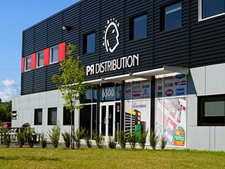 P R Distribution Inc à Chicoutimi