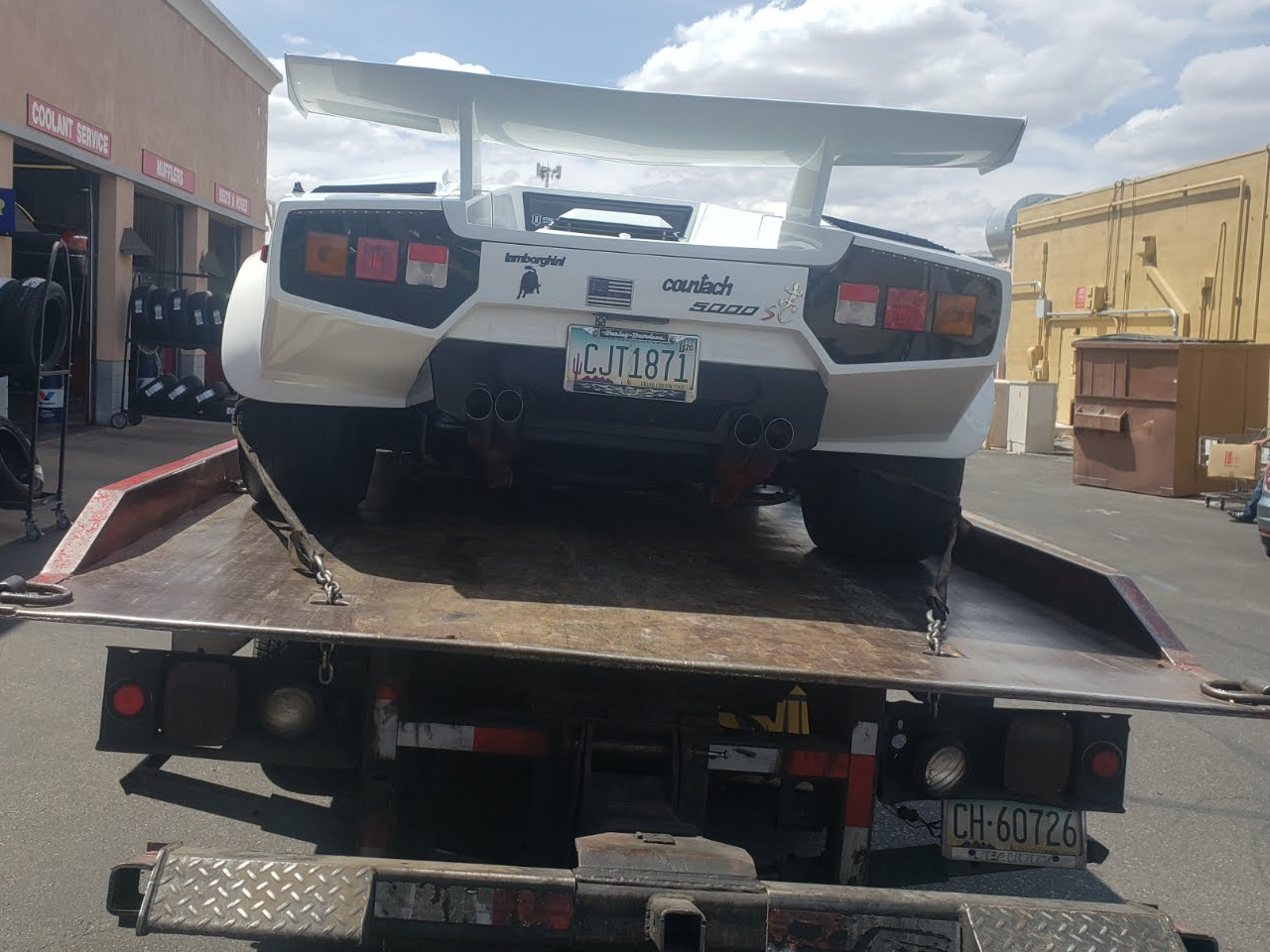 Advanced Automotive and Towing