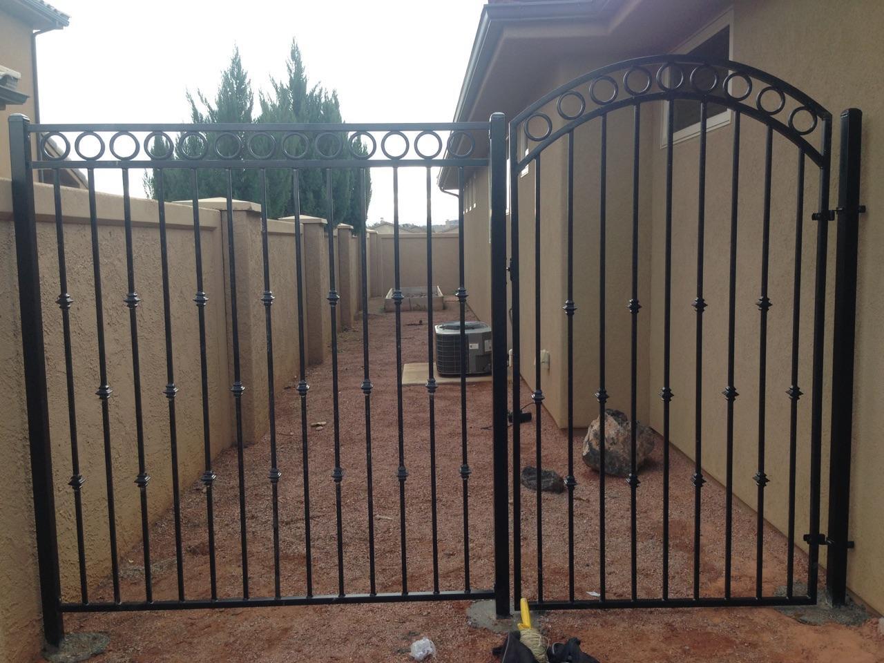 Kirkland's Fence