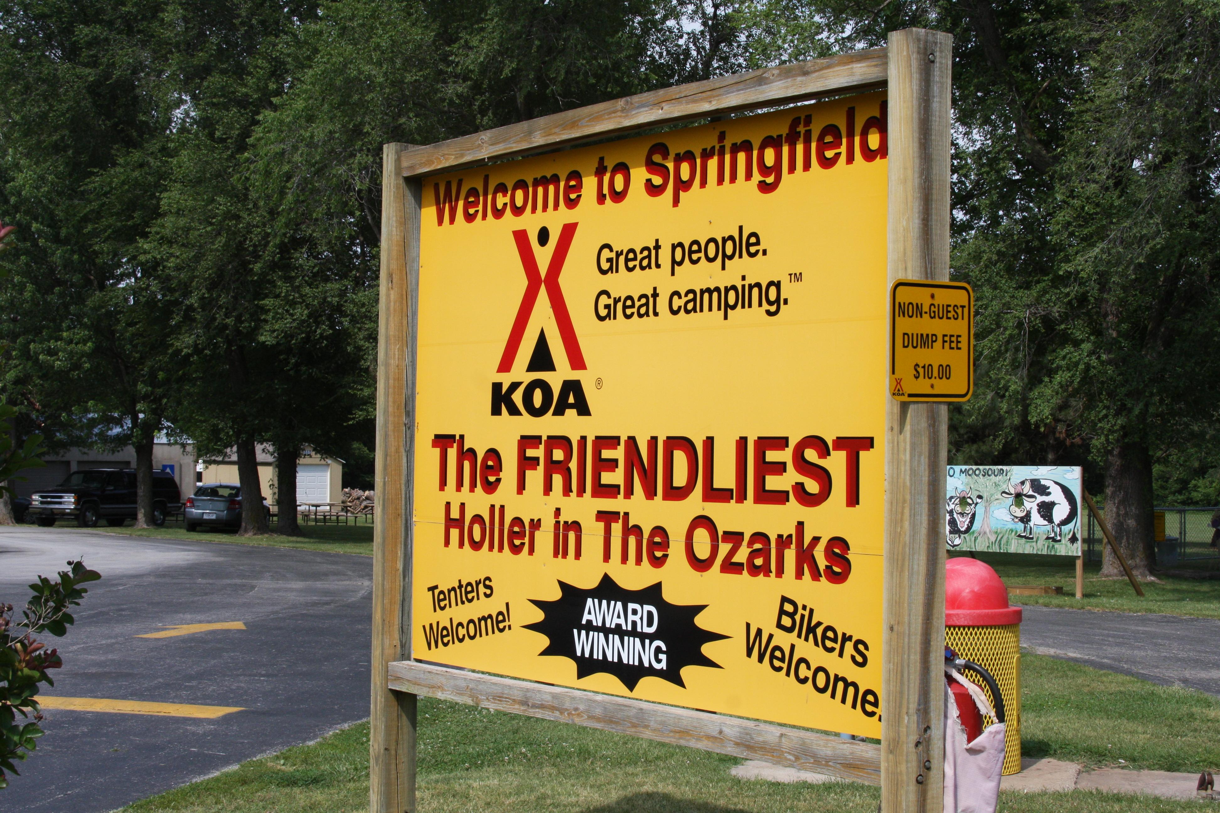 Springfield / Route 66 KOA Holiday image 5