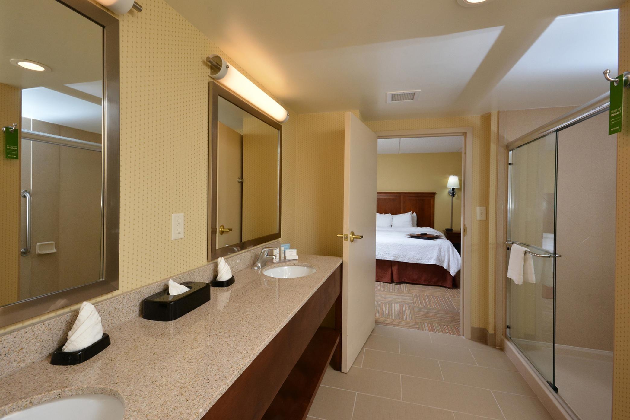 King 1 Bedroom Suite w Shower Only Bathroom