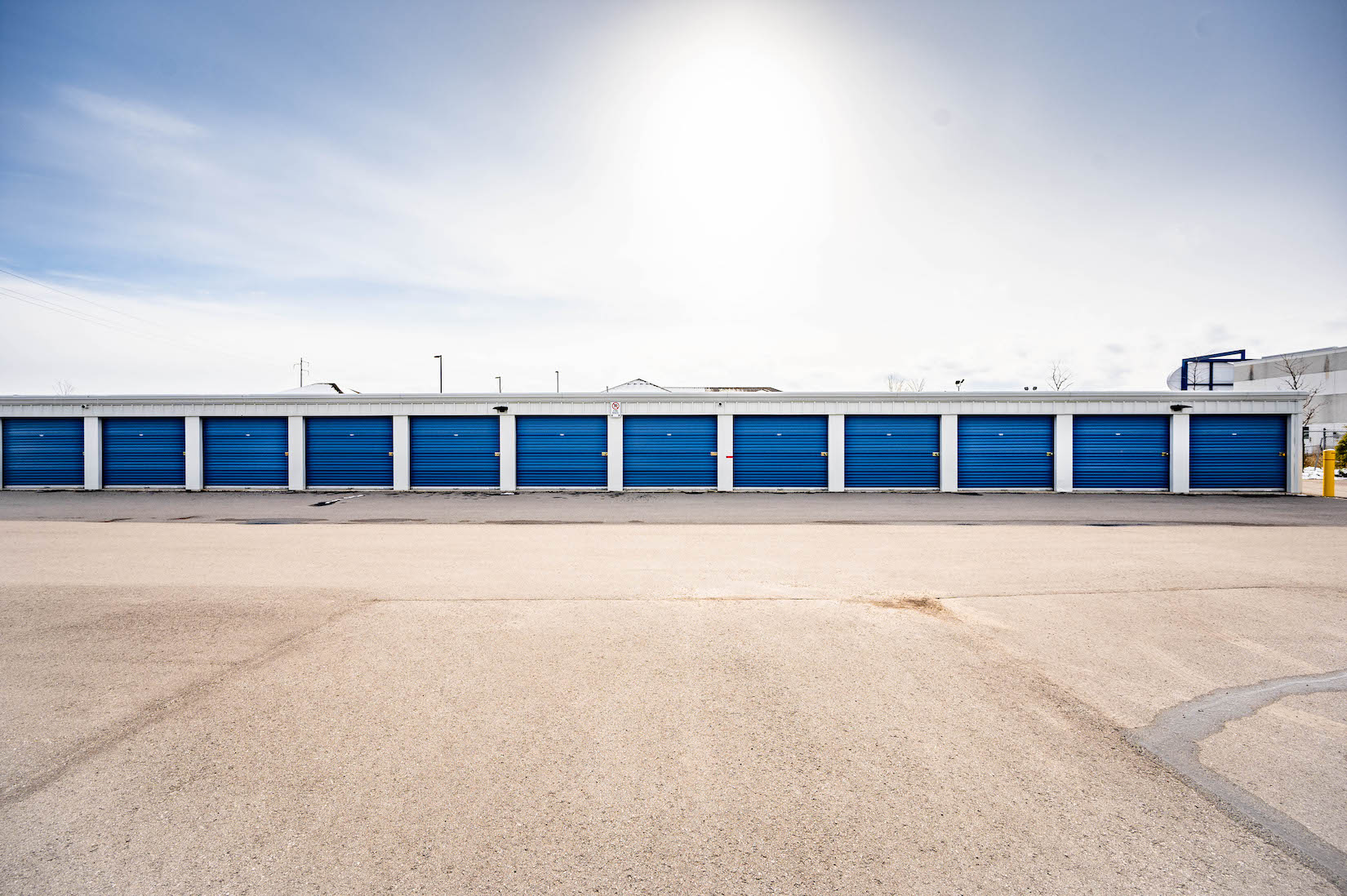Access Storage - Barrie Mapleview