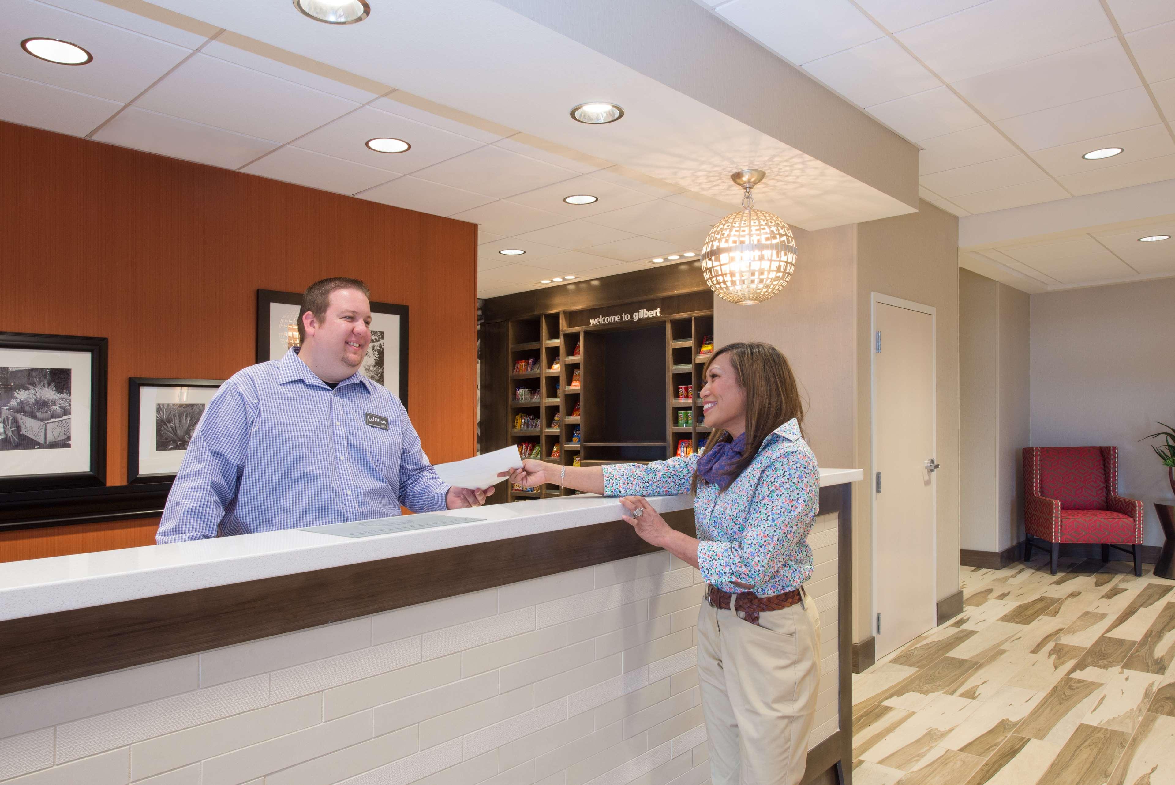 Hampton Inn & Suites Phoenix East Mesa image 3