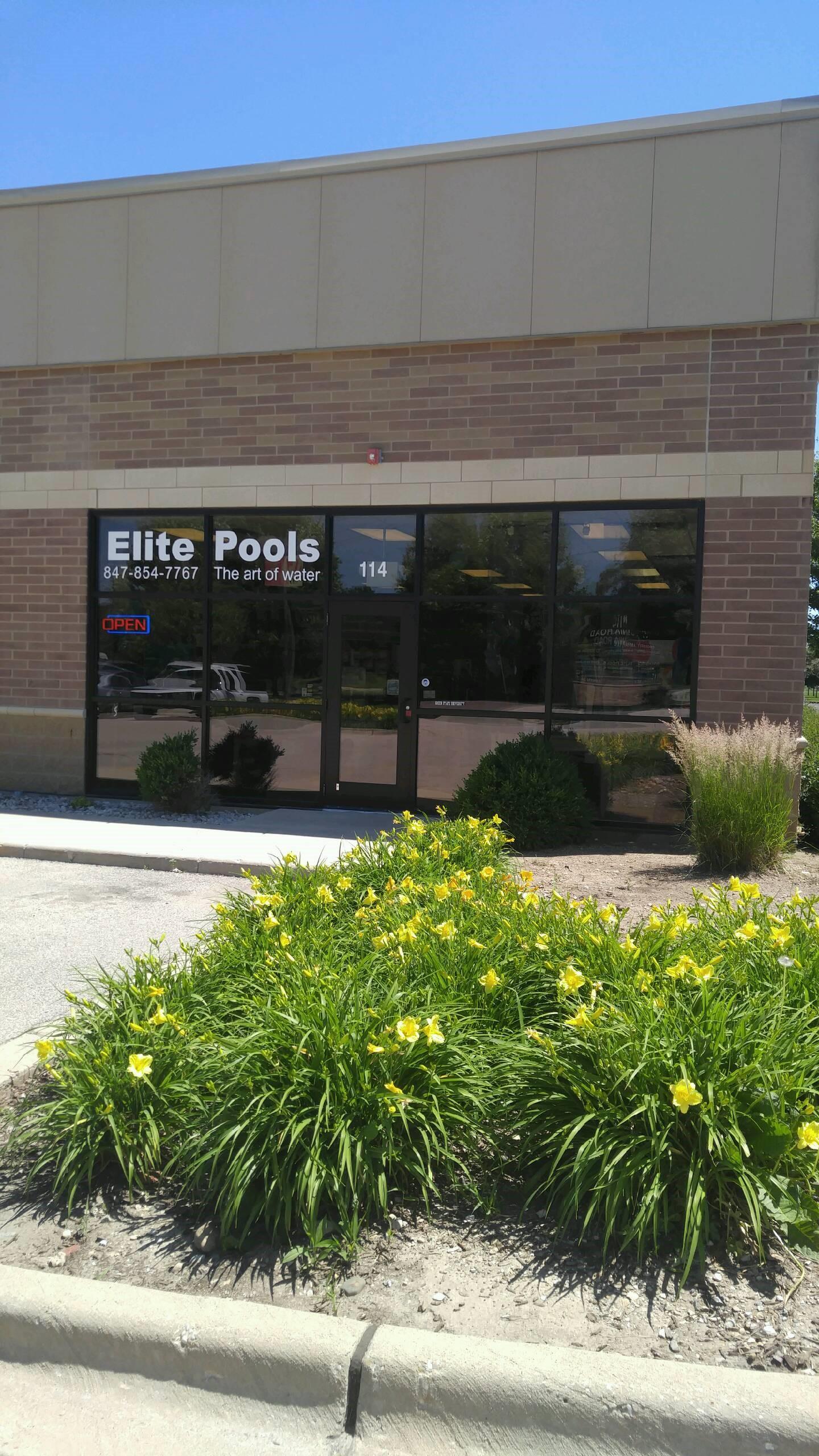 Elite Pools and Spas image 1