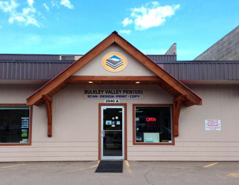 Bulkley Valley Printers in Smithers
