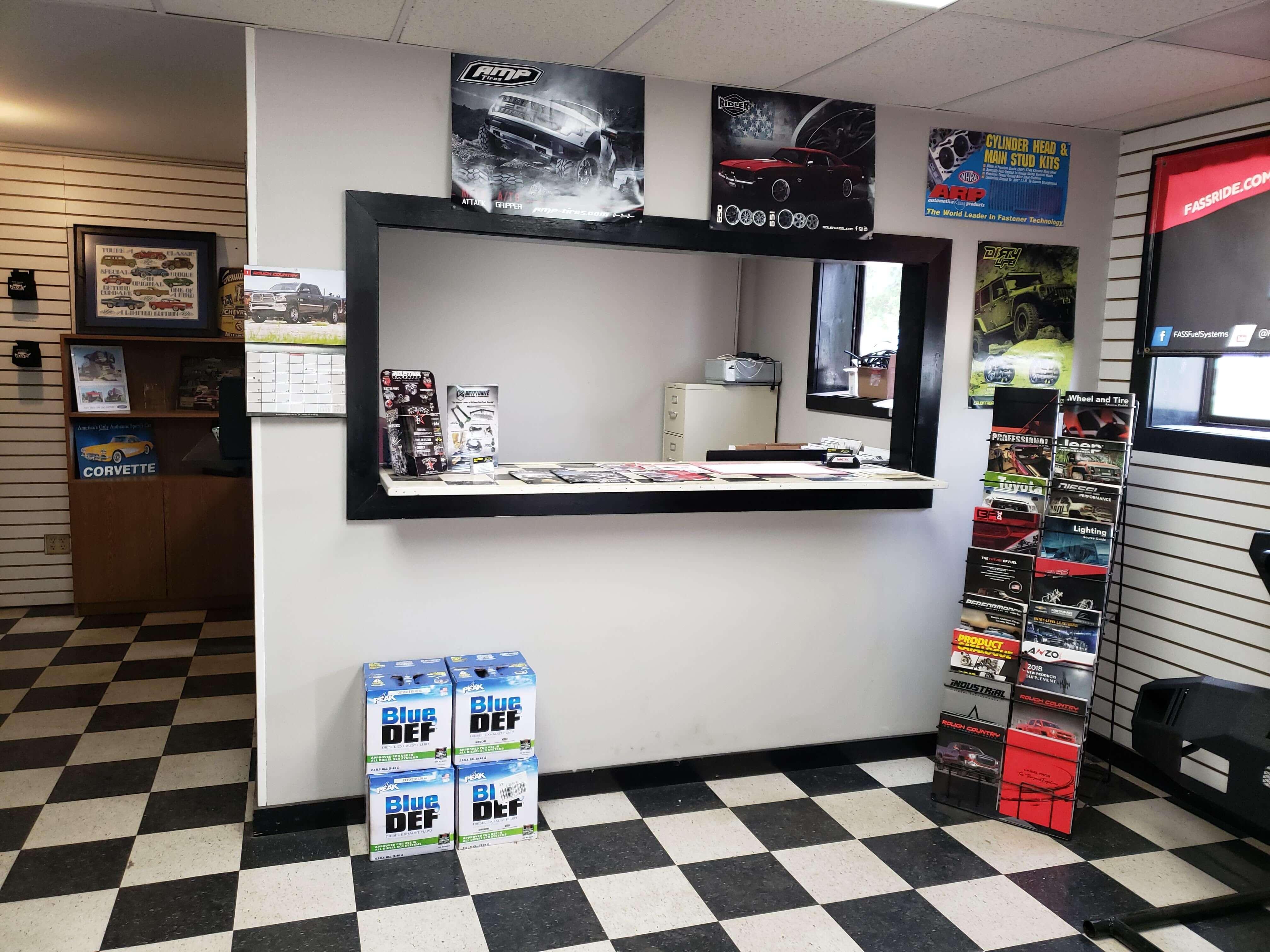 Maxed Out Trucks, LLC image 0