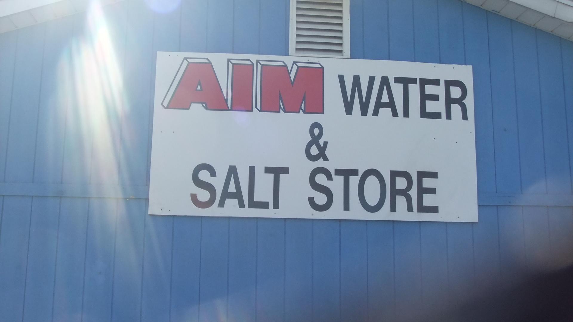 AIM Water Treatment image 1