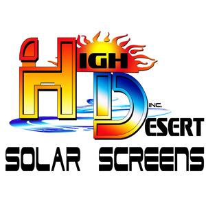 High Desert Solar Screens