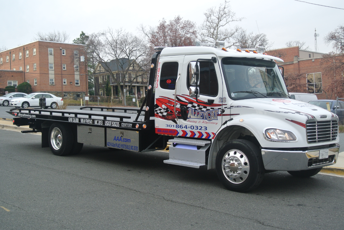 Alleycat Towing & Recovery Inc. in Hyattsville, MD, photo #12