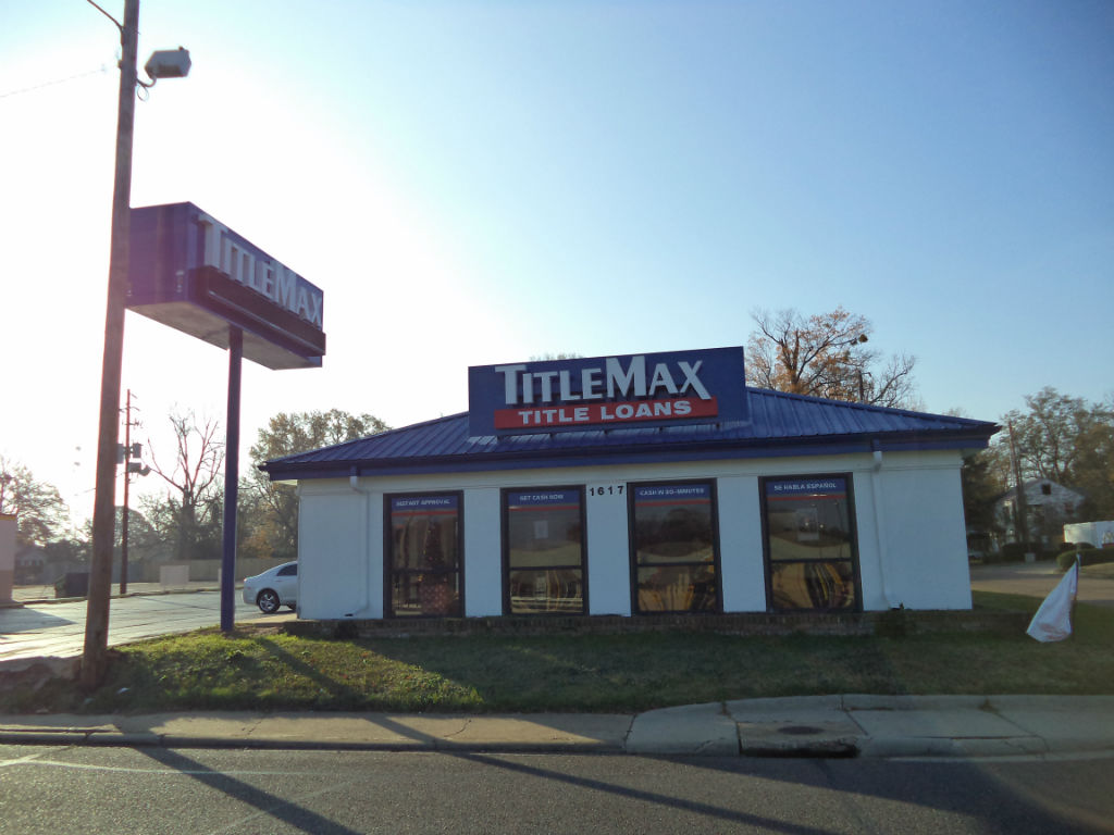 Titlemax Title Loans In Texarkana Tx Whitepages