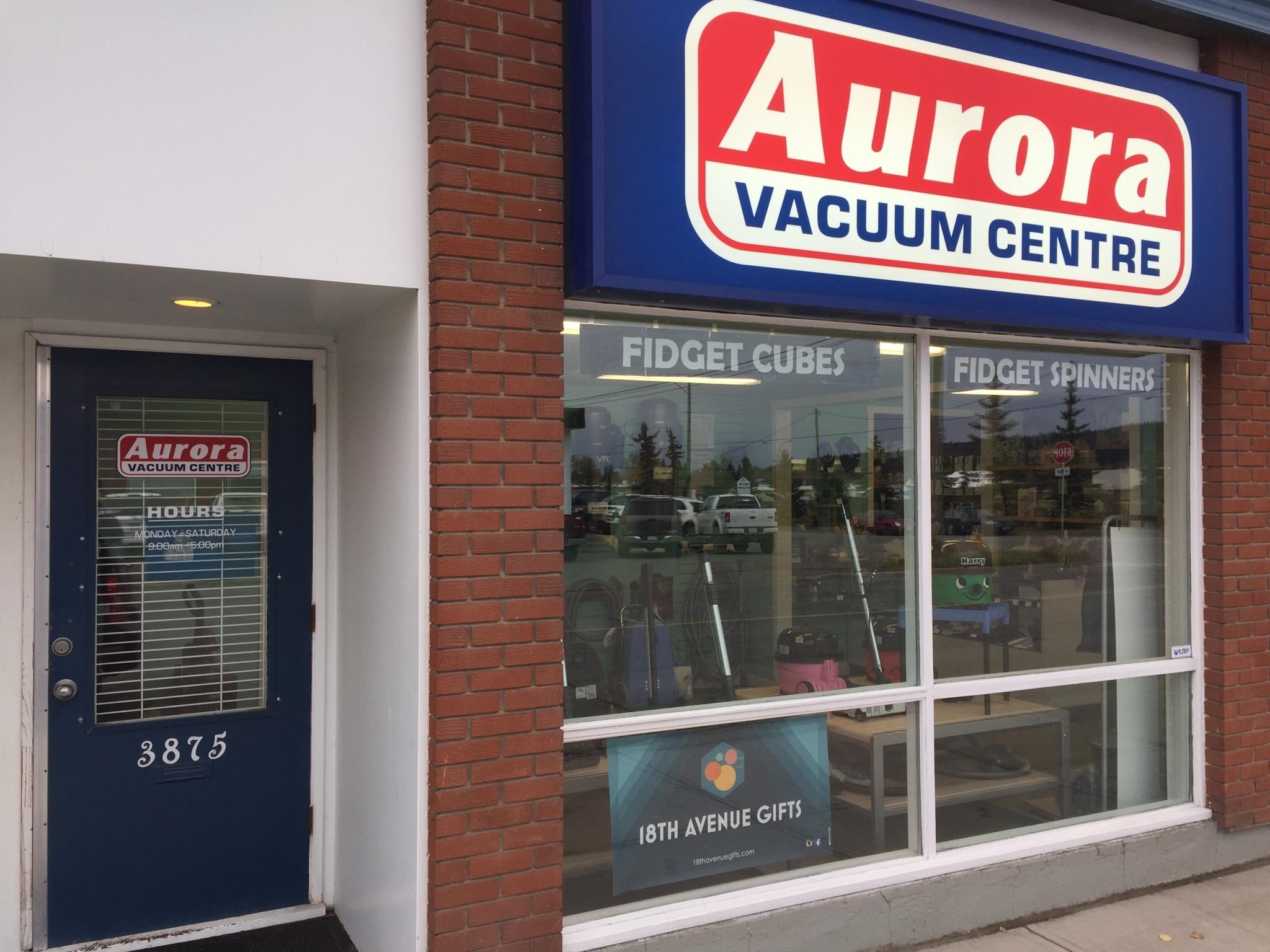 Aurora Vacuum Centre in Prince George