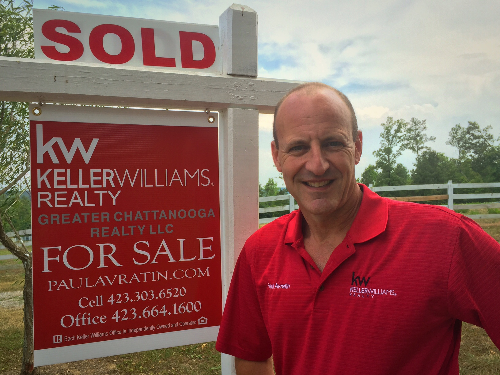 Paul Avratin Agent Keller Williams Realty image 0
