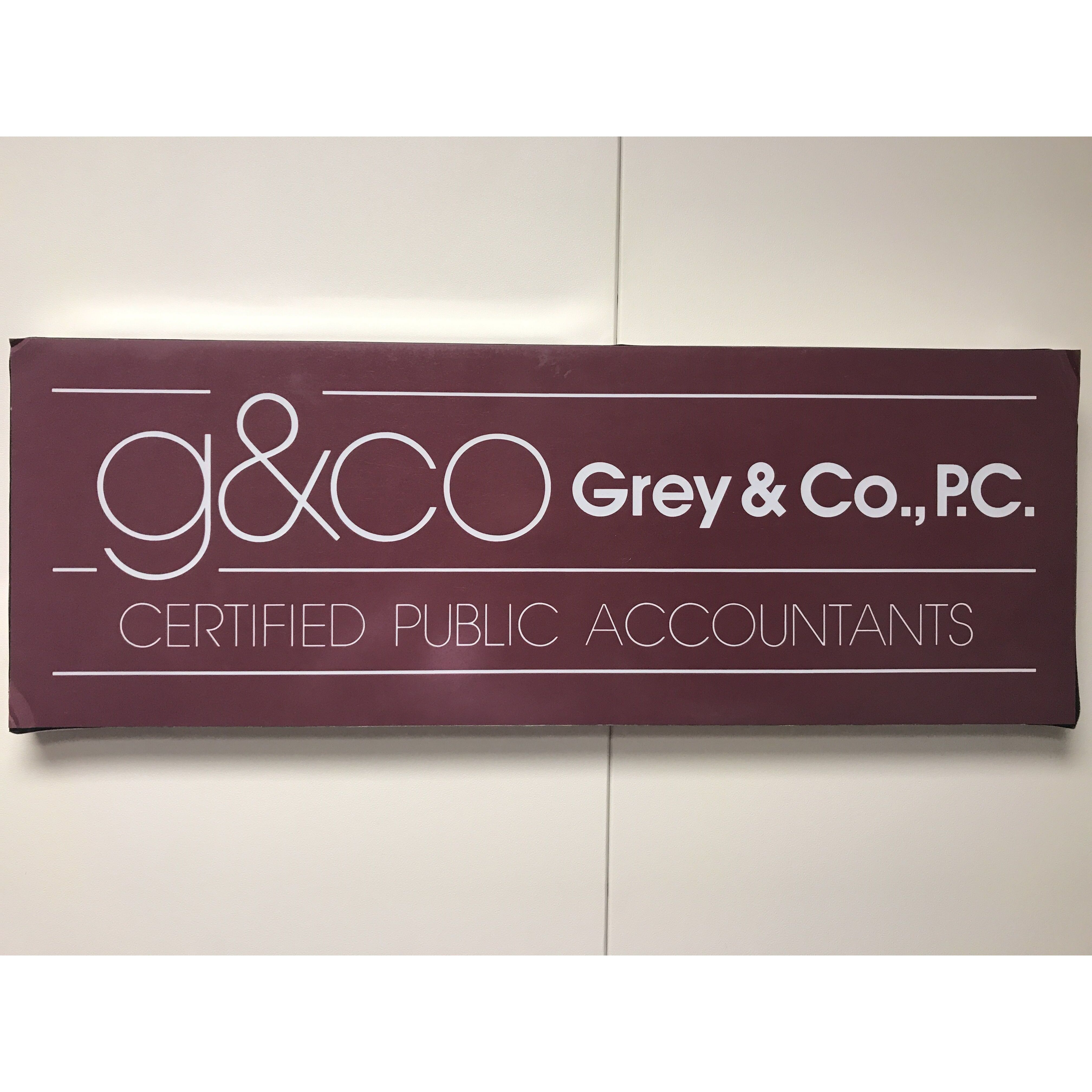 Grey & Co PC