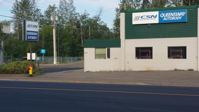 Queensway Autobody in Prince George