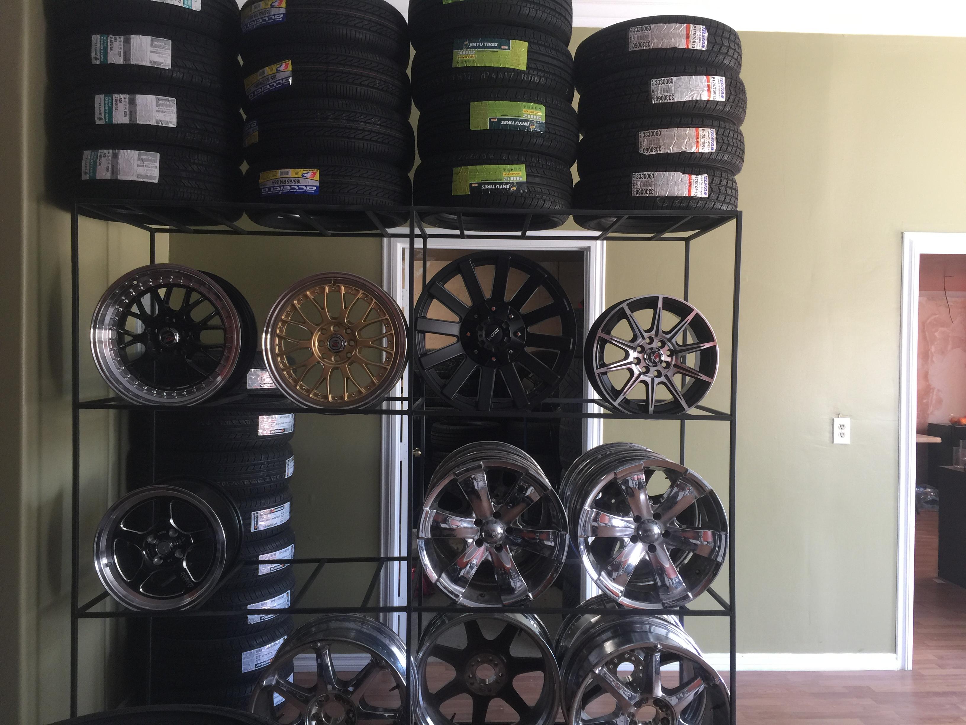 Gonzalez Wheels & Tires image 1