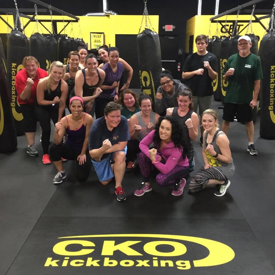 CKO Kickboxing image 1