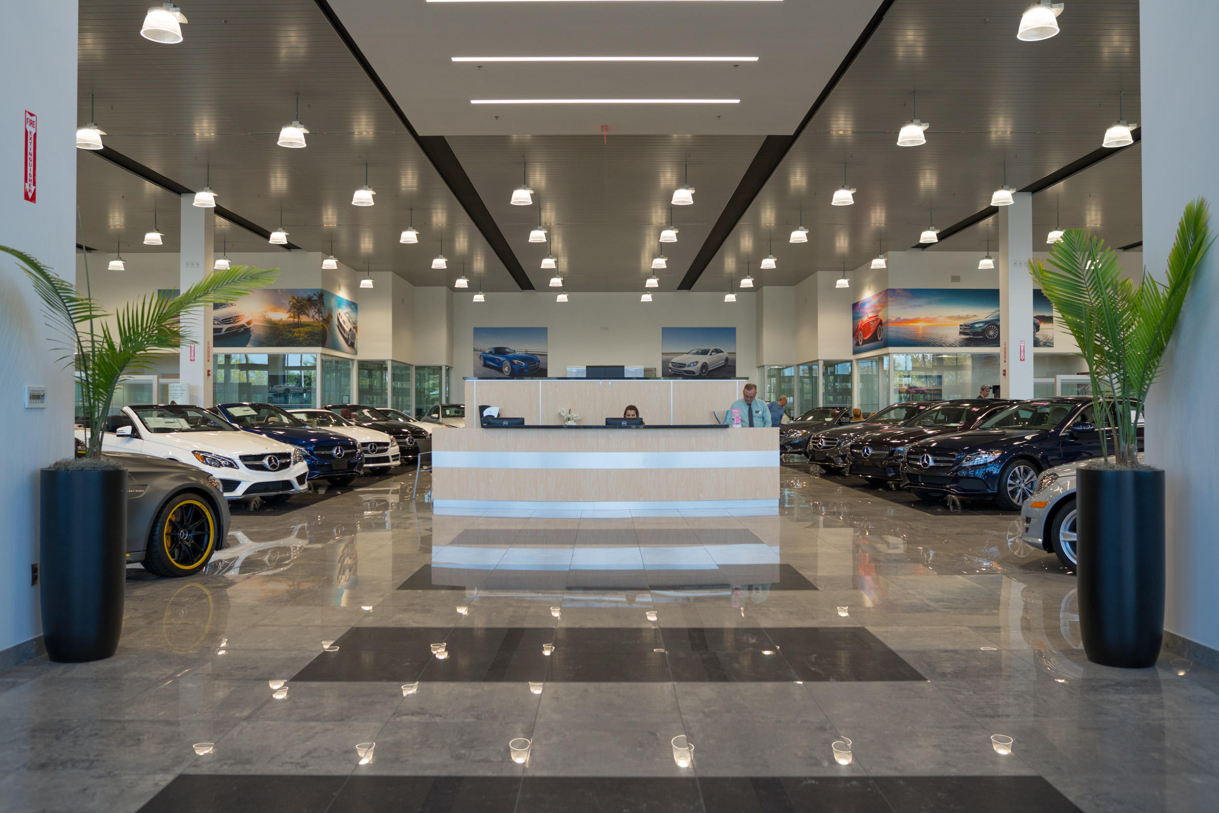 Mercedes benz of pompano pompano beach fl company page for Mercedes benz credit corp
