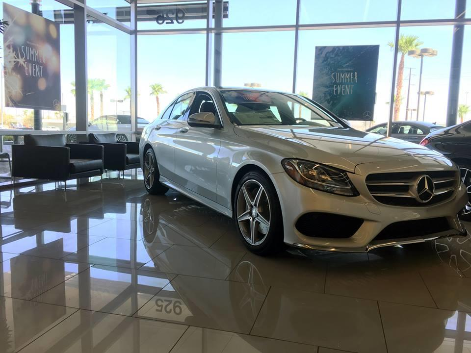 Mercedes benz of henderson at 925 auto show drive for Mercedes benz las vegas henderson