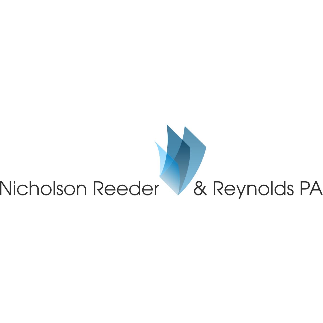 Nicholson Reeder & Reynolds PA